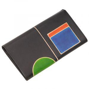 Dámská kožená peněženka Slim London černá   SoNo spol. s r.o.