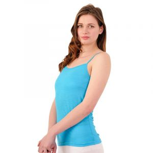Dámský top tílko BOB Jersey 7 turquoise | SoNo spol. s r.o.
