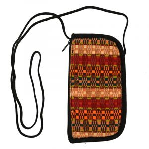 Kapsa na krk tkaná 18 x 10 cm E
