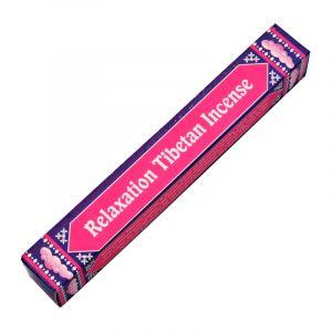 Tibetské vonné tyčinky Relaxation Tibetan incense