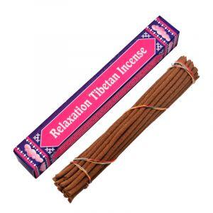 Relaxation Tibetan incense tibetské vonné tyčinky 24 ks