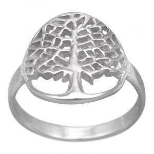 Stříbrný prsten Ag 2,1 g strom života