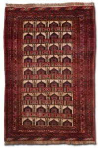 Koberec nomádský Baluch Maldar 169 x 108 cm