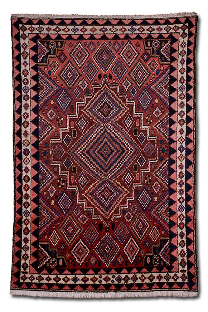 Perský koberec Bakhtiar Írán 240 x 160 cm