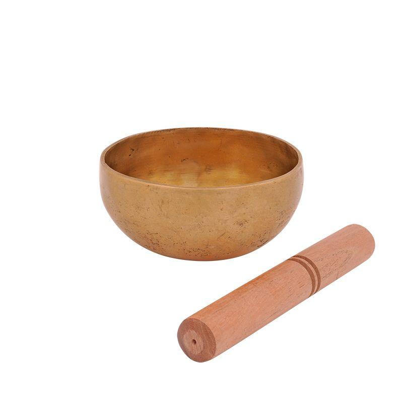 Tibetská mísa 384 g - průměr 12 cm ručně tepaná