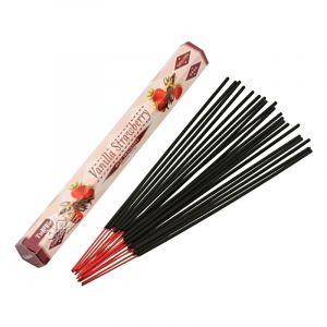 Tulasi Dual Vanilla Strawberry indické vonné tyčinky 20 ks | SoNo spol. s r.o.