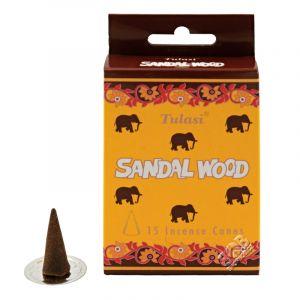 Vonné františky Tulasi Sandal wood