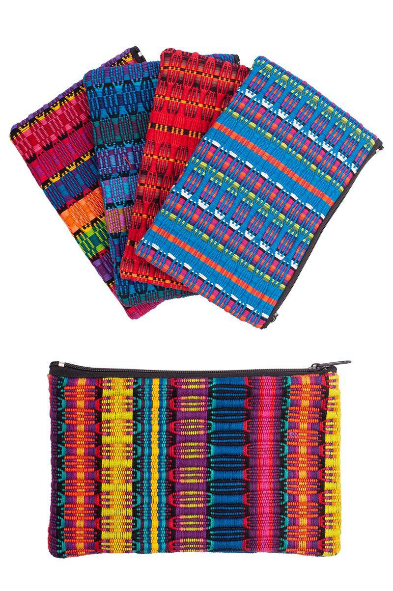 Bavlněné pouzdro na drobnosti tkané 16 x 10 cm | SoNo spol. s r.o.