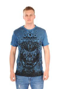 Pánské tričko Sure Bhairab modré