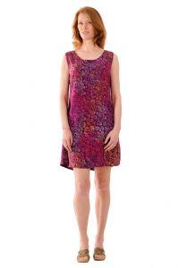 Šaty BOB Bolong mini Kolibřík fialové