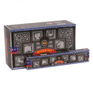 Vonné tyčinky Satya Super Hit BOX 12 x 15 g