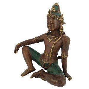 Soška Shiva kov 25 cm