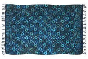 Sarong Louka modrý