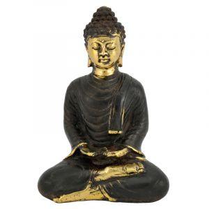 Soška Buddha kov 13 cm V