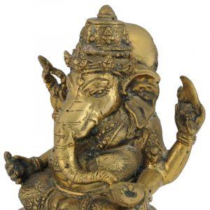 Soška Ganesh kov Barong 15 cm | SoNo spol. s r.o.