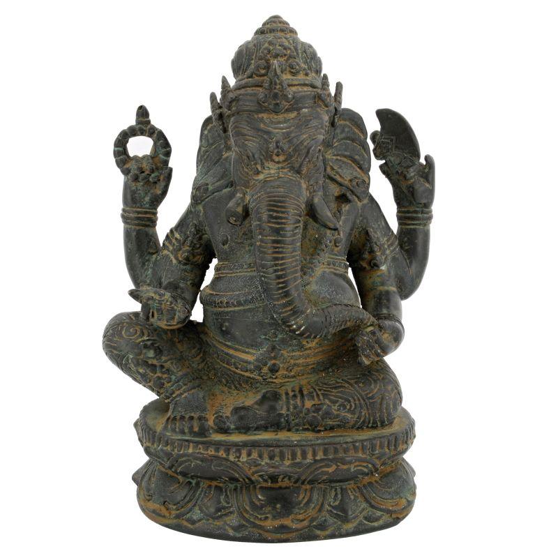 Soška Ganesh kov 20 cm Barong | SoNo spol. s r.o.