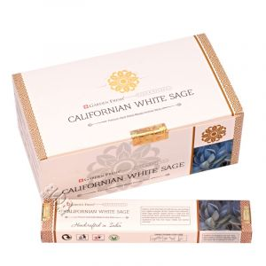 Vonné tyčinky Garden Fresh Californian White Sage BOX 12 x 15 g