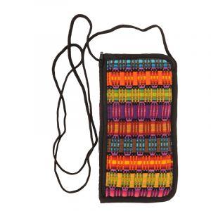 Kapsa na krk tkaná 18 x 10 cm O