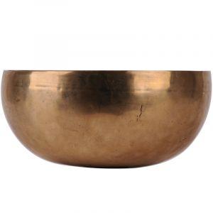 Tibetská mísa 1068 g - průměr 20,5 cm ručně tepaná s paličkou. | SoNo spol. s r.o.