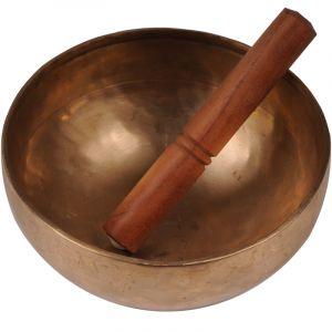 Tibetská mísa 20,5 cm - 1290 g s paličkou