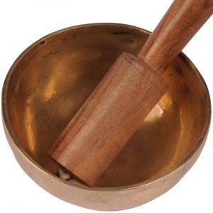 Tibetská mísa 9,5 cm - 225 g s paličkou