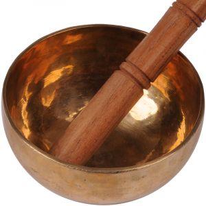 Tibetská mísa 13 cm - 376 g s paličkou