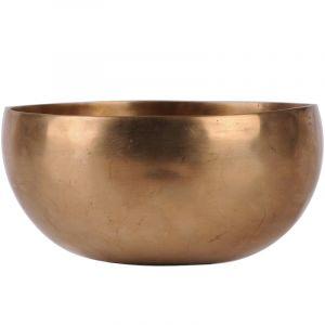 Tibetská mísa 518 g - průměr 13,5 cm ručně tepaná s paličkou | SoNo spol. s r.o.