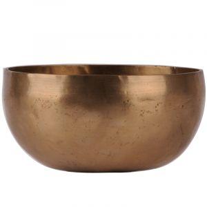 Tibetská mísa 678 g - průměr 14,5 cm ručně tepaná s paličkou | SoNo spol. s r.o.