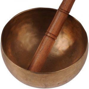 Tibetská mísa 16 cm - 794 g s paličkou
