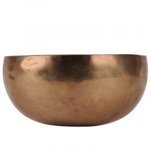 Tibetská mísa 864 g - průměr 17 cm ručně tepaná s paličkou. | SoNo spol. s r.o.