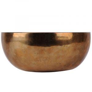 Tibetská mísa 953 g - průměr 18,5 cm ručně tepaná s paličkou | SoNo spol. s r.o.