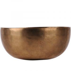 Tibetská mísa 967 g - průměr 18,5 cm ručně tepaná s paličkou. | SoNo spol. s r.o.