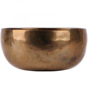 Tibetská mísa 985 g - průměr 17,5 cm ručně tepaná s paličkou   SoNo spol. s r.o.