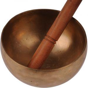 Tibetská mísa 17,5 cm - 986 g s paličkou