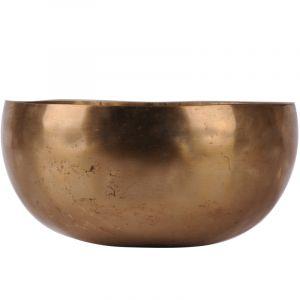 Tibetská mísa 986 g - průměr 17,5 cm ručně tepaná s paličkou | SoNo spol. s r.o.