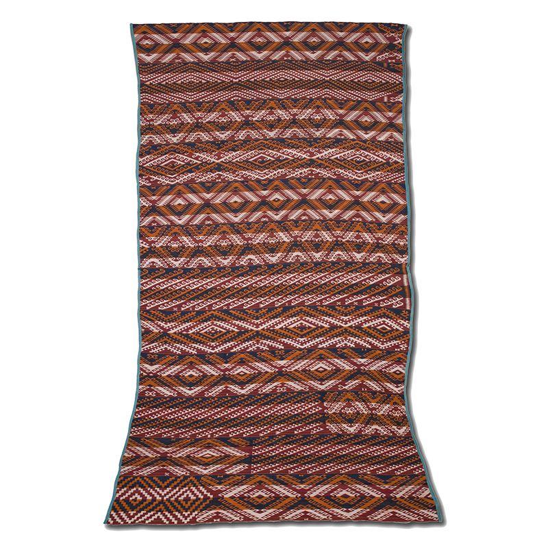 Koberec kelim Ghajari Uzbek Lakai 382 x 200 cm