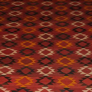 Koberec kelim Labijar Turkmen 406 x 220 cm