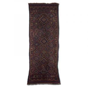 Kelim Mukkur Kutchi Pashtun 350 x 130 cm