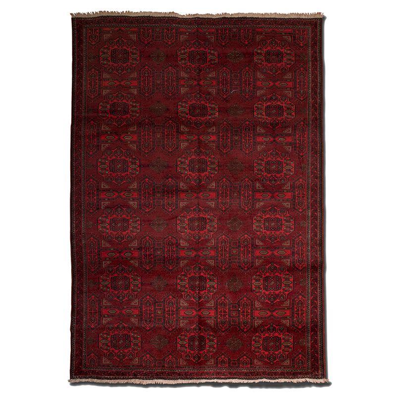 Turkmenský, ručně vázaný orientální koberec Baba Sidiqi Turkmen 288 x 200 cm | SoNo spol. s r.o.