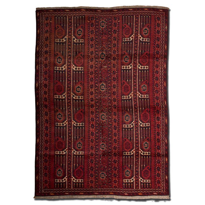 Turkmenský, ručně vázaný orientální koberec Baba Sidiqi Turkmen 234 x 160 cm | SoNo spol. s r.o.