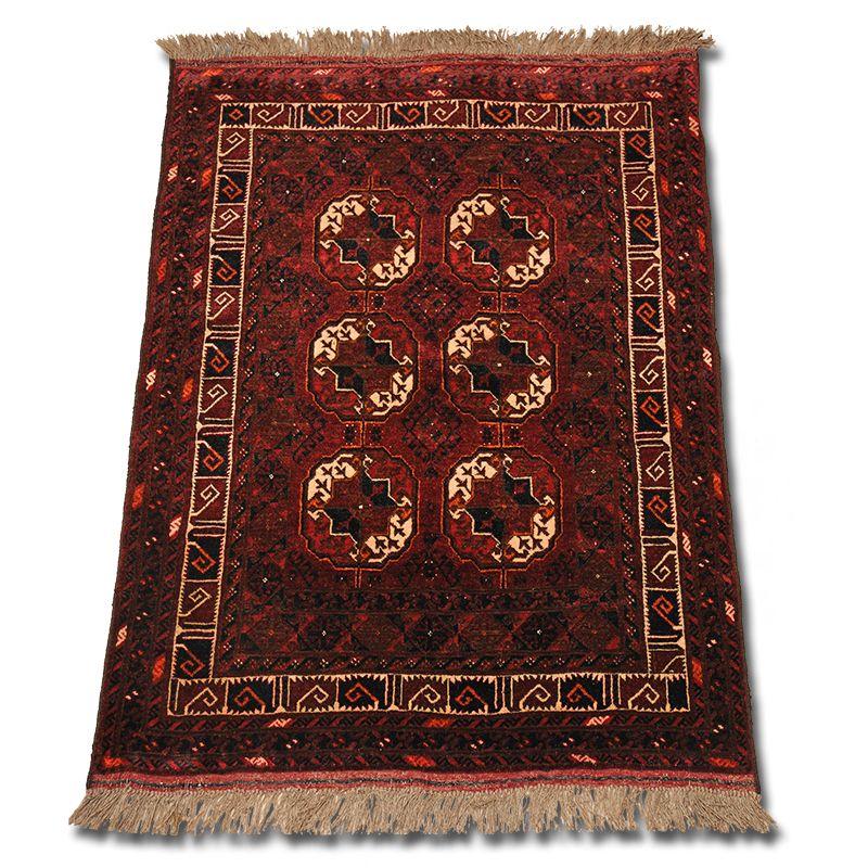 Turkmenský, ručně vázaný orientální koberec Baba Sidiqi Turkmen 113 x 86 cm | SoNo spol. s r.o.