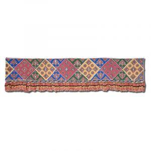 Vyšívaná dekorace Baluch Jalar 343 x 62 cm