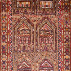 Orientální koberec Baluč nomádský Baluch Maldar 206 x 124 cm