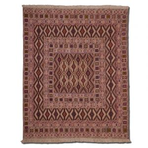 Orientální koberec Dizangi Qala-i-Nau Polonéz 188 x 153 cm