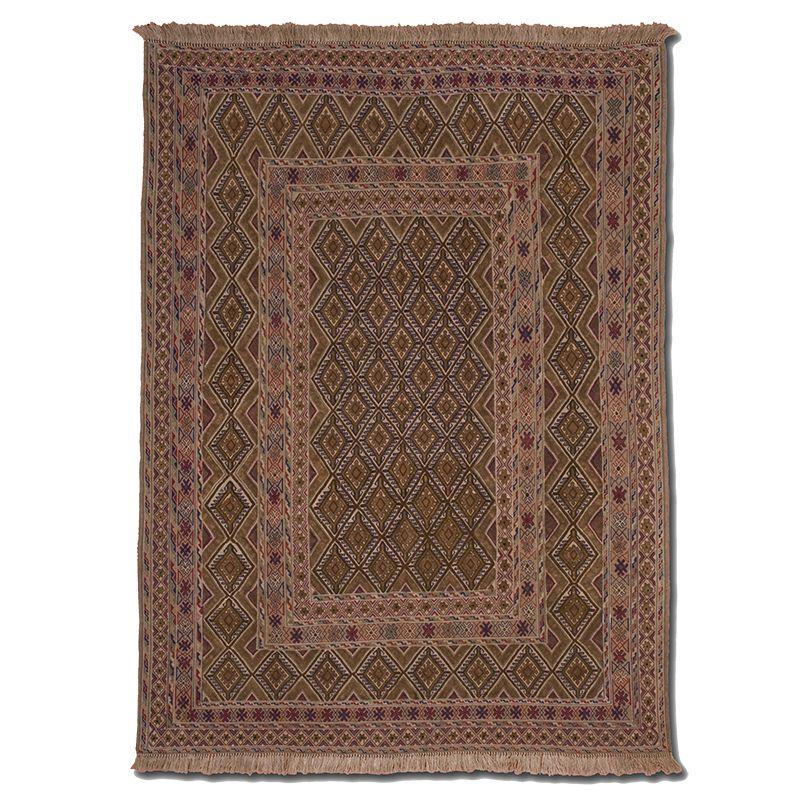 Orientální koberec Dizangi Qala-i-Nau Polonéz 193 x 144 cm