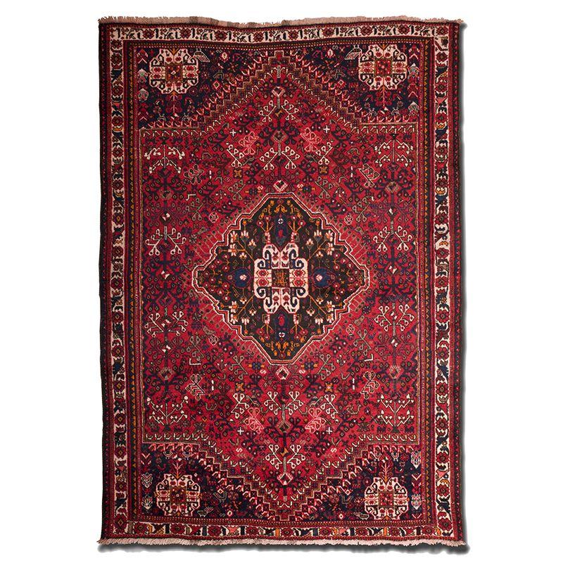 Perský koberec Qashqai Iran 252 x 176 cm   SoNo spol. s r.o.