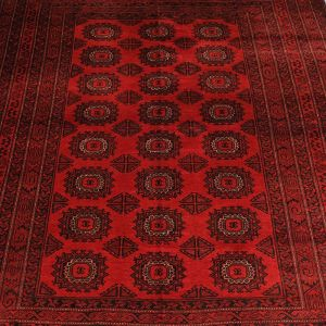 Orientální koberec Kizilayak Turkmen Ersari 285 x 202 cm