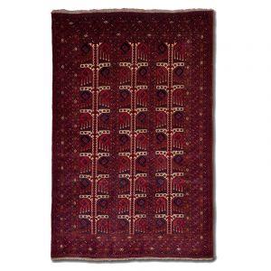 Turkmenský, orientální koberec Kolok nebo Bagača Turkmen 247 x 162 cm