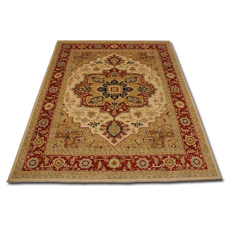 Perský, ručně vázaný koberec Lori Baft Heriz Medallion 294 x 246 cm | SoNo spol. s r.o.