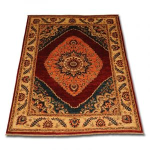 Perský koberec Lori Baft Medallion Nova Classic 223 x 171 cm